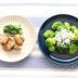 ブロッコリーとしらすのサラダ