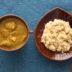 ヨーグルトとカレー粉で作るあっさりカレー