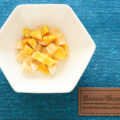 バナナとサツマイモのデザート