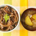 ほんのり甘いキャベツとサツマイモの味噌汁は離乳食にピッタリ